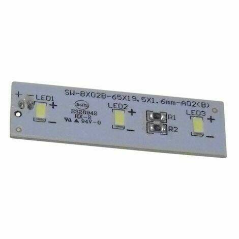 HOOVER CANDY LED CIRCUIT PLATE 49031078