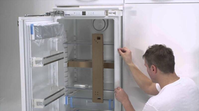 Delivery & installation of Integrated Appliance