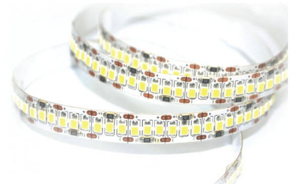 204 SMD2835 leds per meter - LED STRIP 3000K WARM WIT