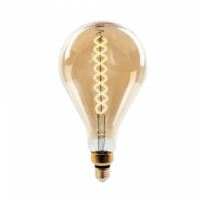 Art XXL Dimbare design LED Filament lamp - 8W - 2000K