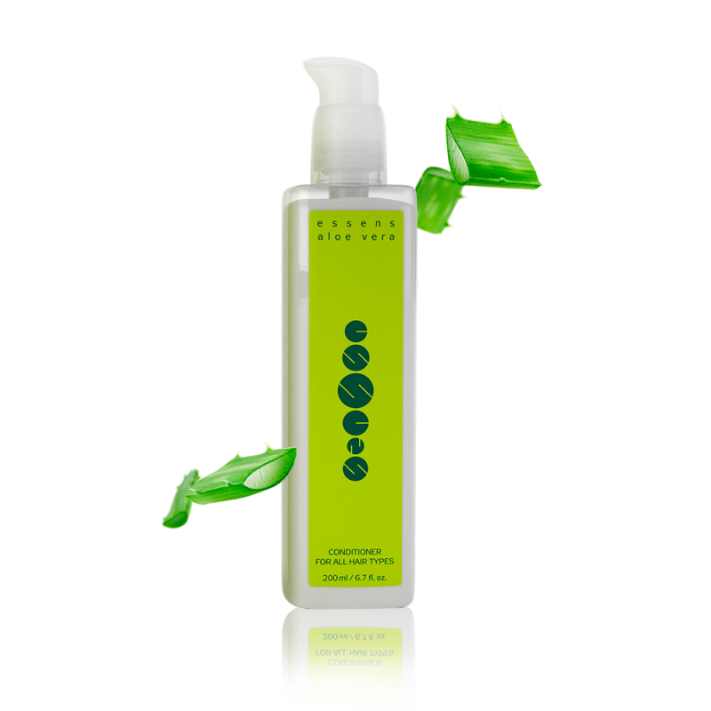 Aloe Vera Conditioner for coloured and dry hair 200ml