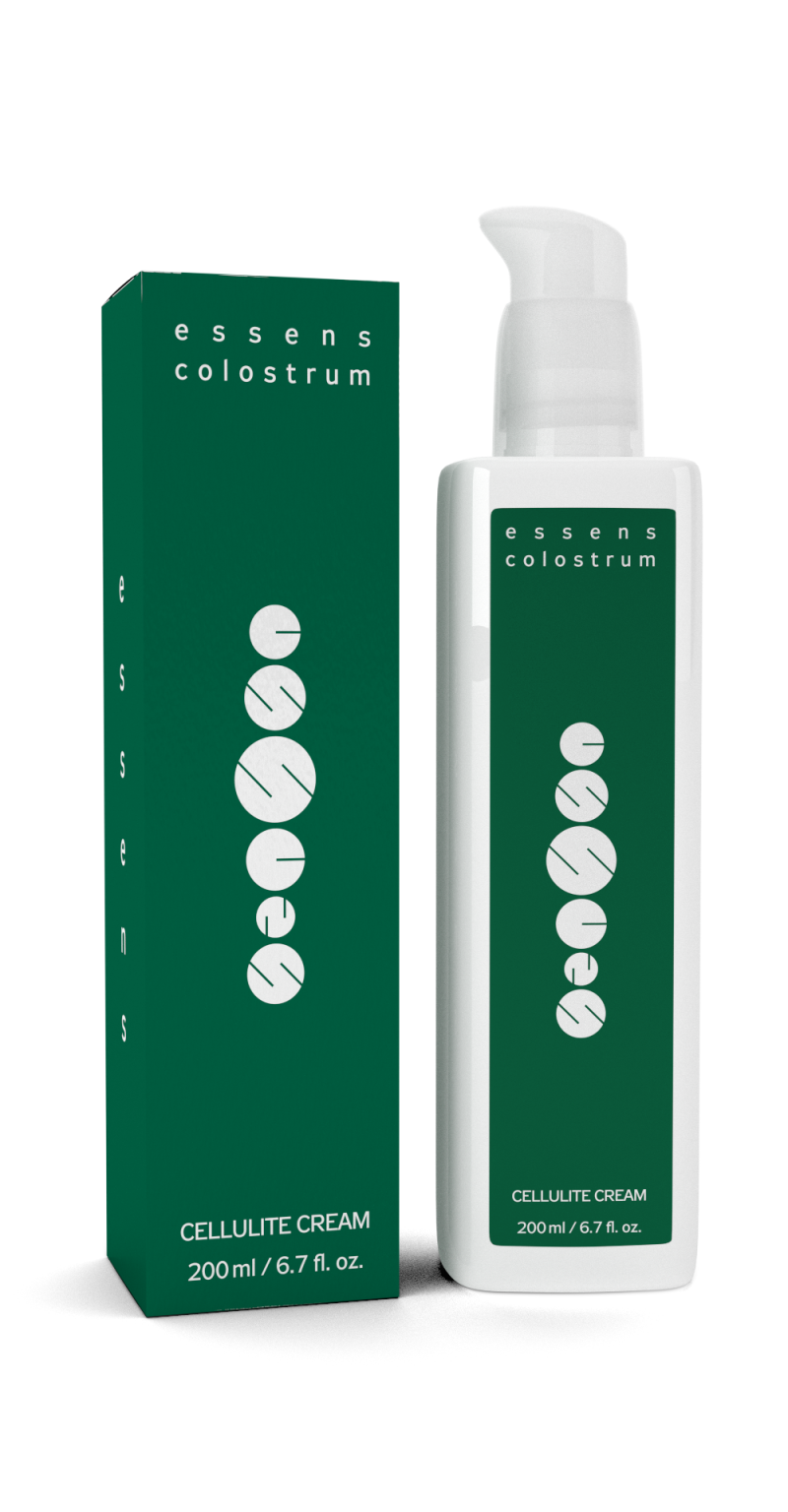 Colostrum Cellulite Cream 200ml