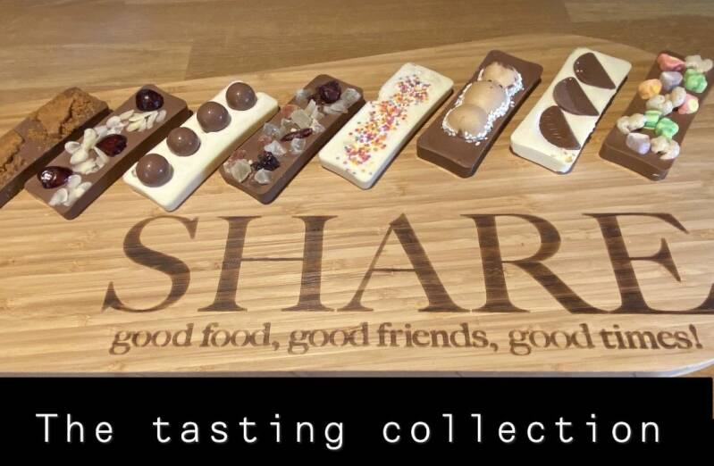 Gift Idea The Tasting Collection