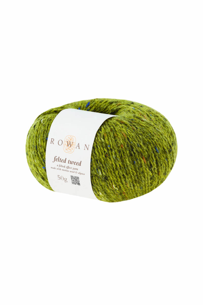 Felted tweed avocado 161