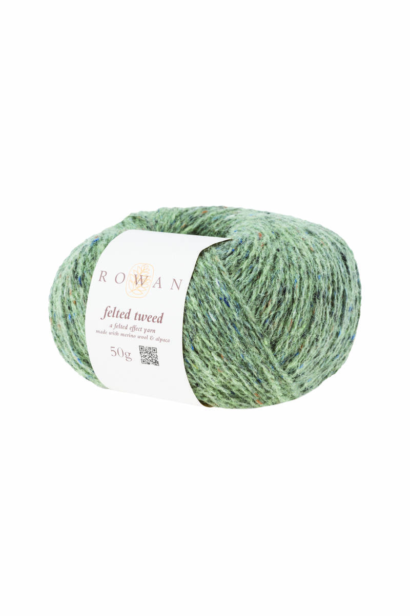 Felted tweed celadon 184