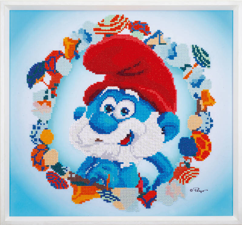grote smurf pn-0185221