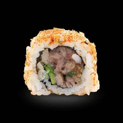 15. Spicy beef maki
