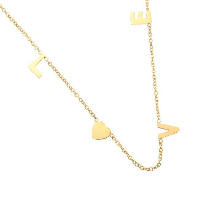 Ketting Love Letters