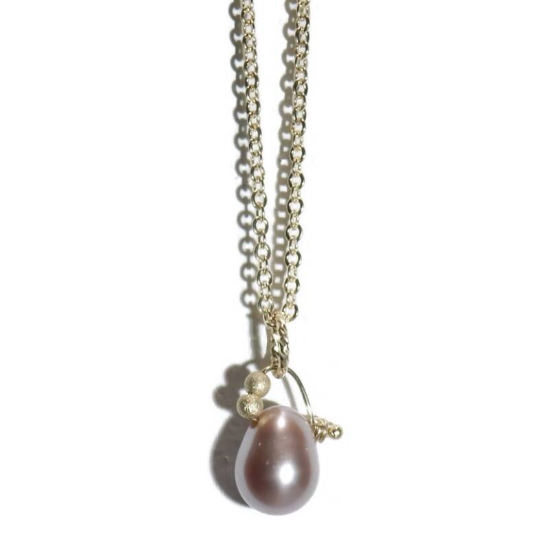 necklace pearl SPN1316