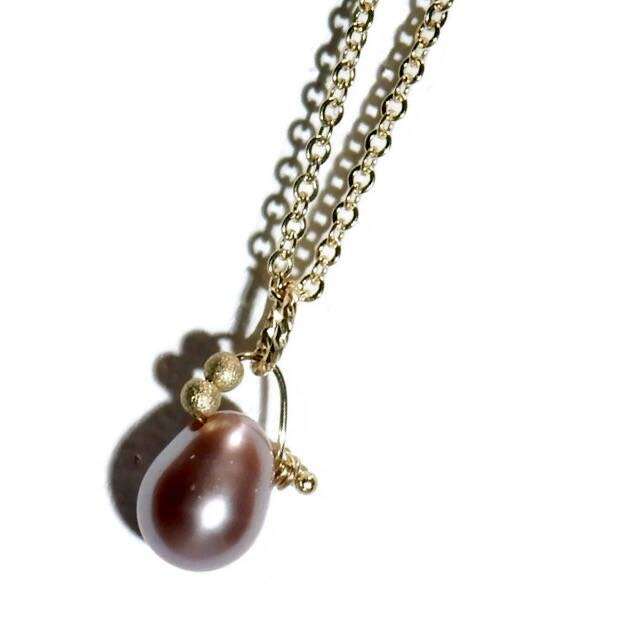 necklace freshwaterpearl NS1316