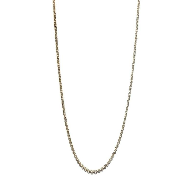 cable chain necklace NS1325