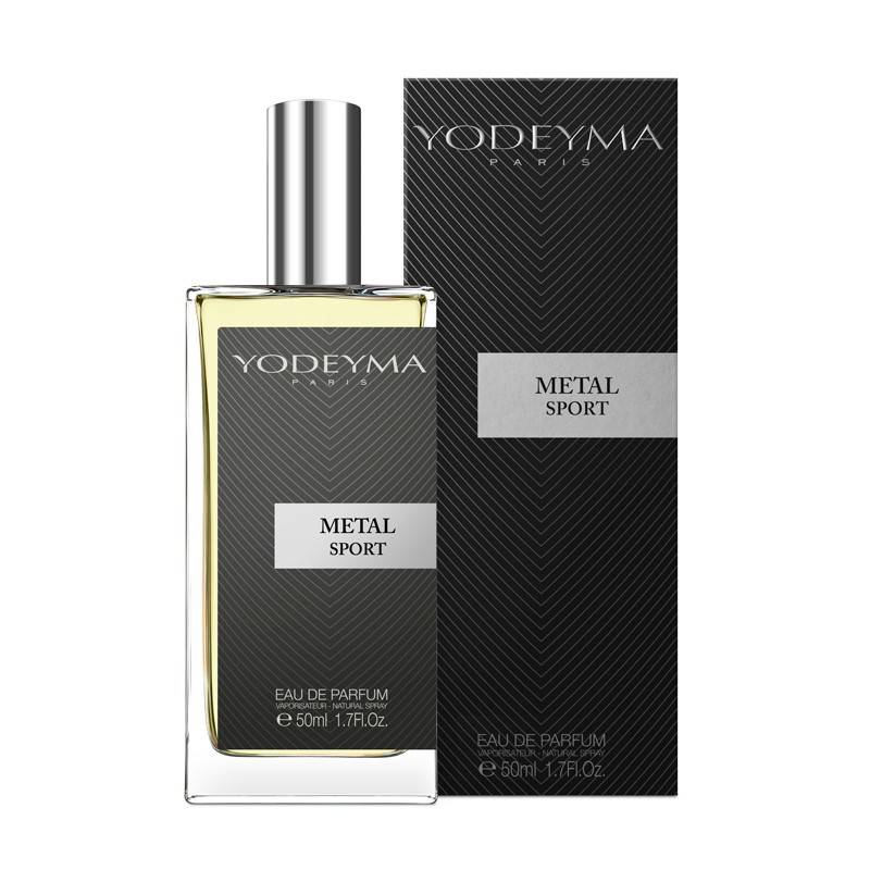 YODEYMA - METAL SPORT 50ml