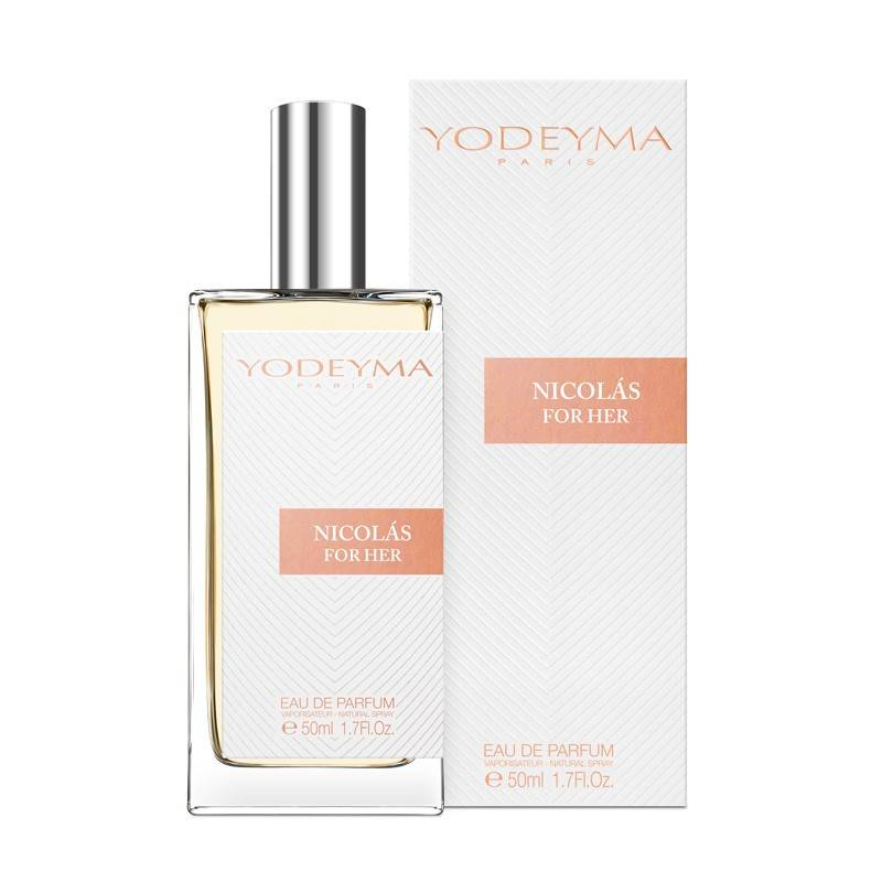 YODEYMA - NICOLAS FOR HER 50ml