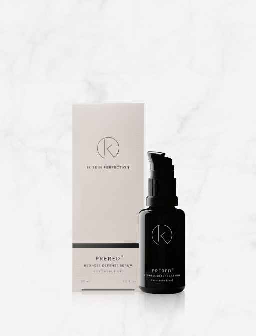 IK SKIN PERFECTION PRERED+ - Cosmeceutical