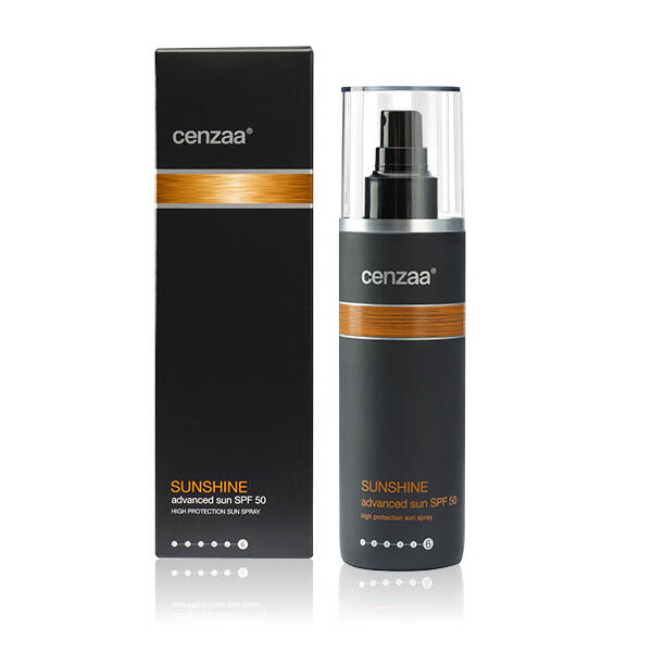 CENZAA - Advanced Sun SPF 50