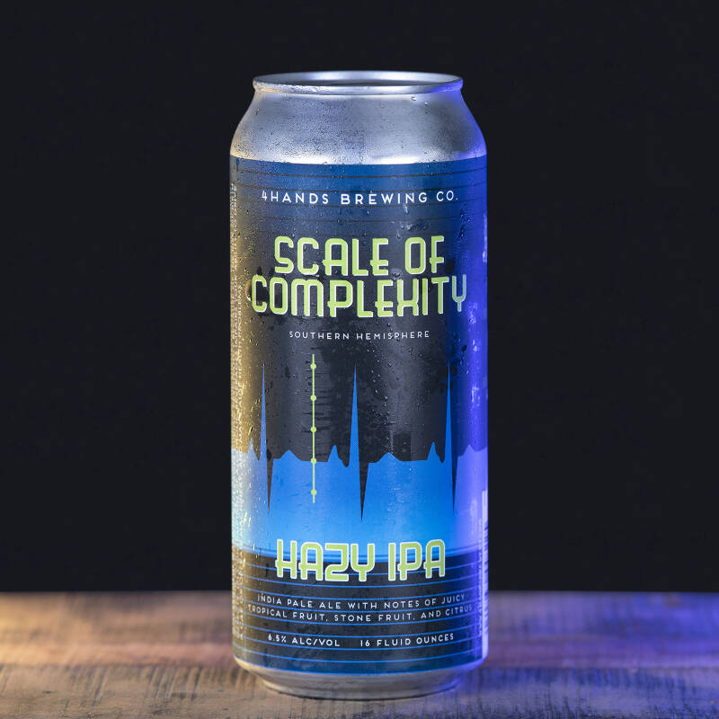 4 Hands - Scale of Complexity