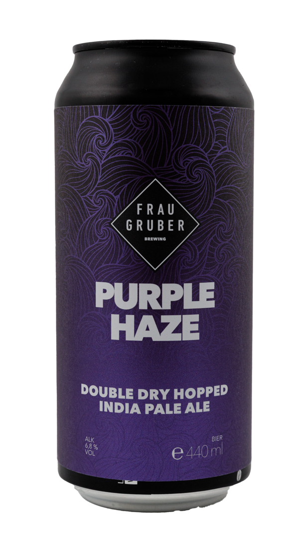 Purple Haze - Frau Gruber