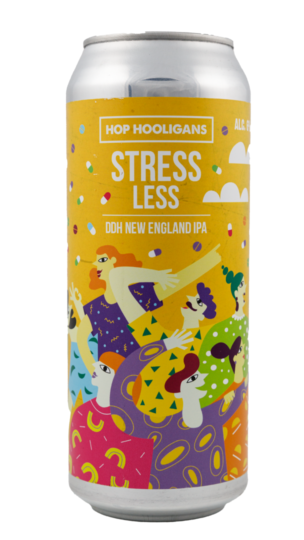 Stress Less - Hop Hooligans