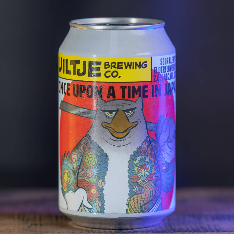 Uiltje - Once upon a time in Japan