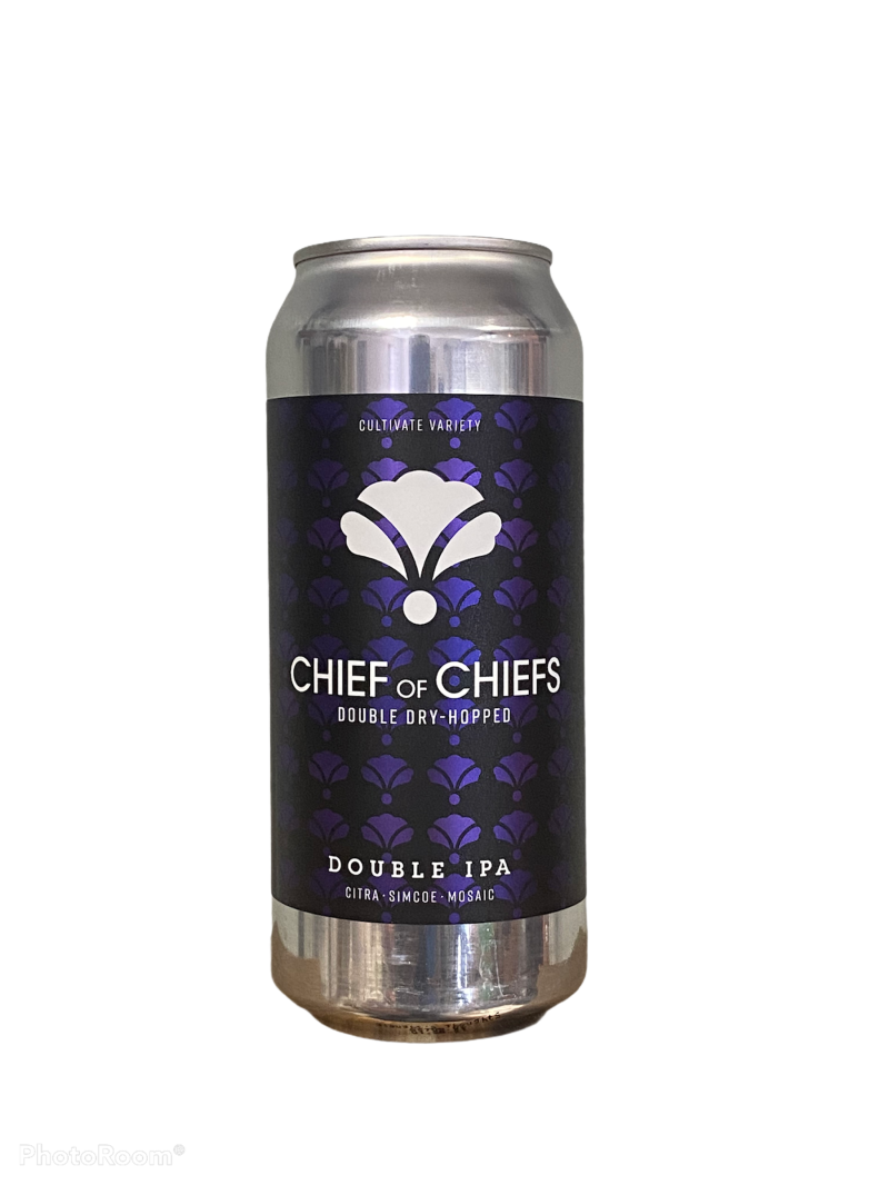 Bearded Iris Brewing - Chief of chiefs
