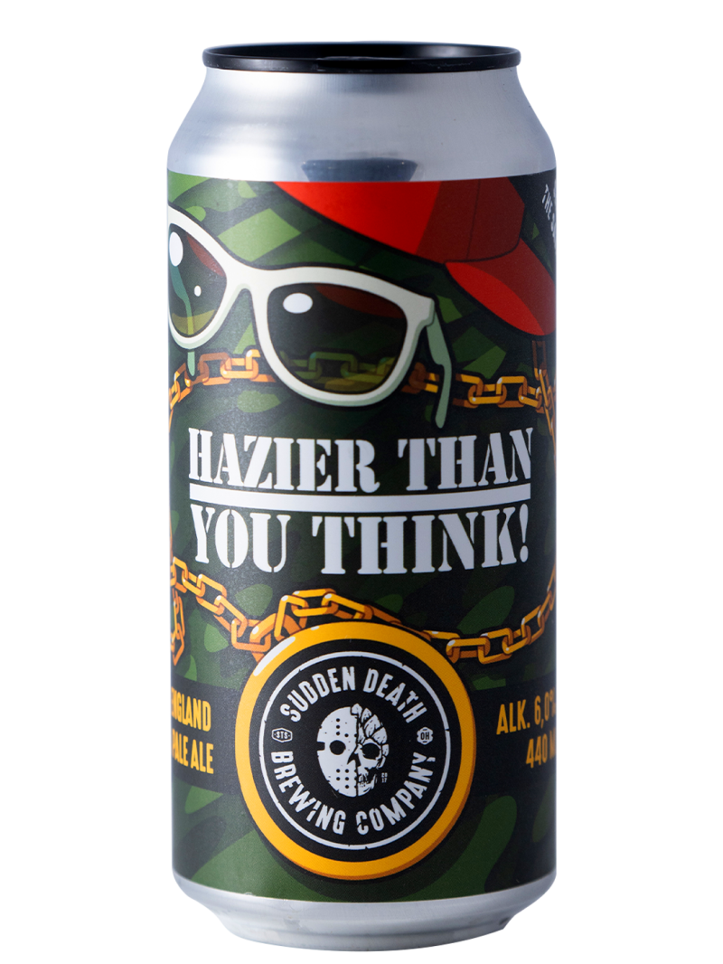 Hazier than you think - Sudden Death