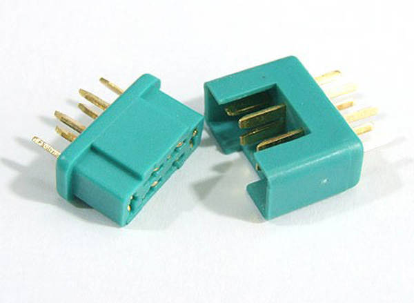 MPX Connectors set male female