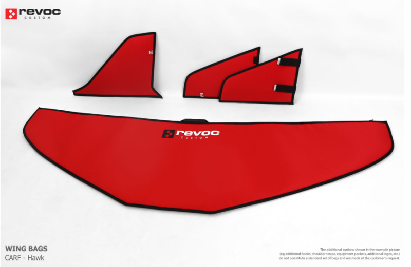 Revoc PC-21 Wing bags
