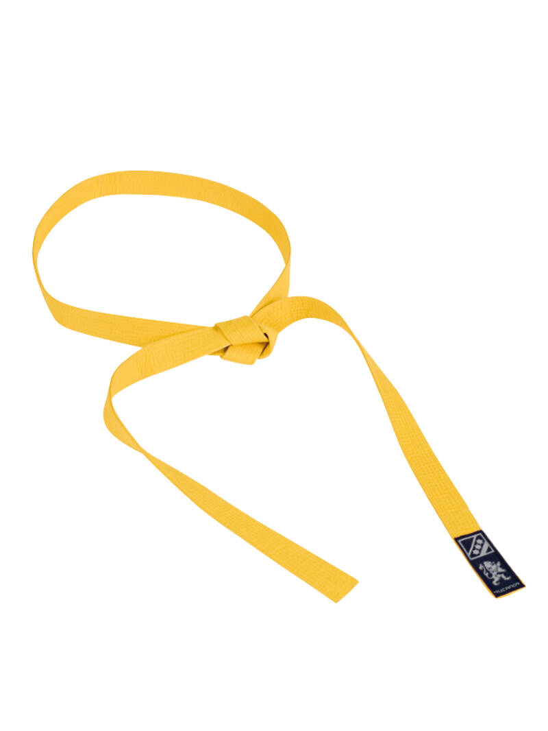 Rucanor Belt Yellow