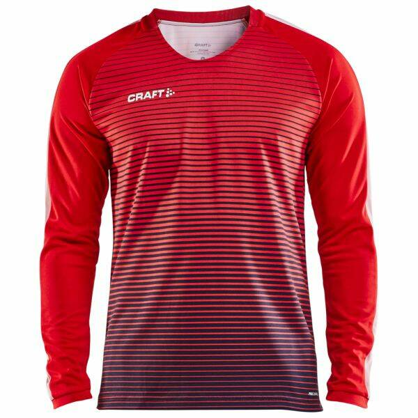 Craft Jersey Pro Control Stripe LS Jr.