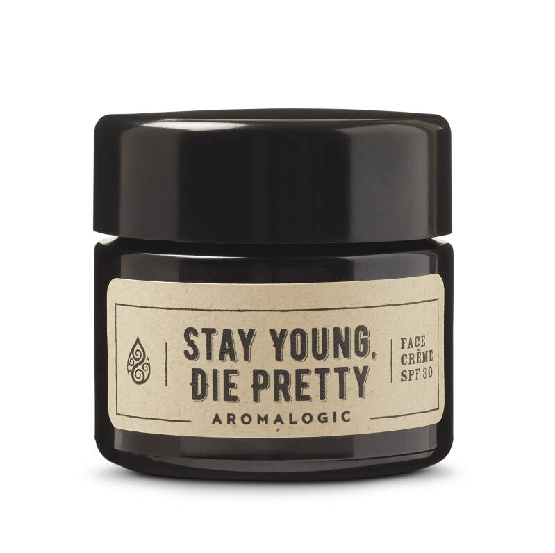 Stay Young, Die Pretty -  Face Cream 50 ml.