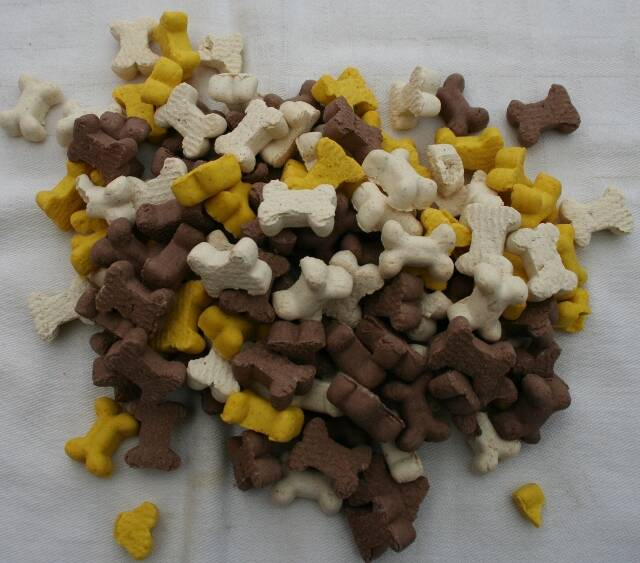 Puppy mix koekjes