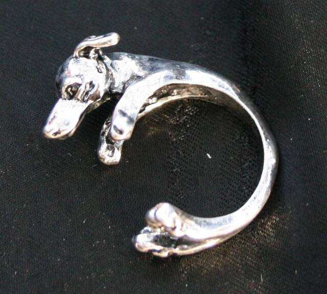 Ring Windhond