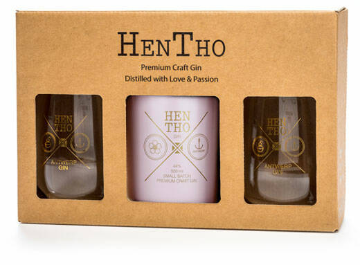 HENTHO Gift pack – The Pink Edition