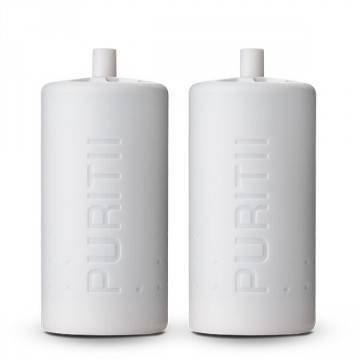 Puritii Water Filter 2.0 2-pack