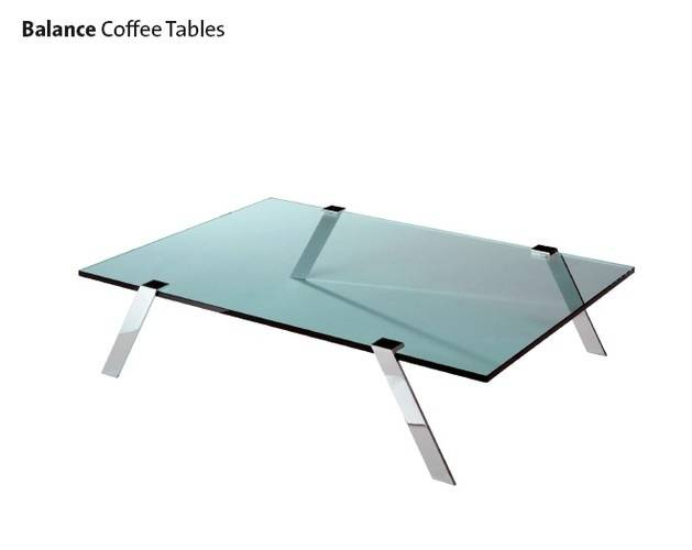 Design Salontafel Balance Coffee Table.