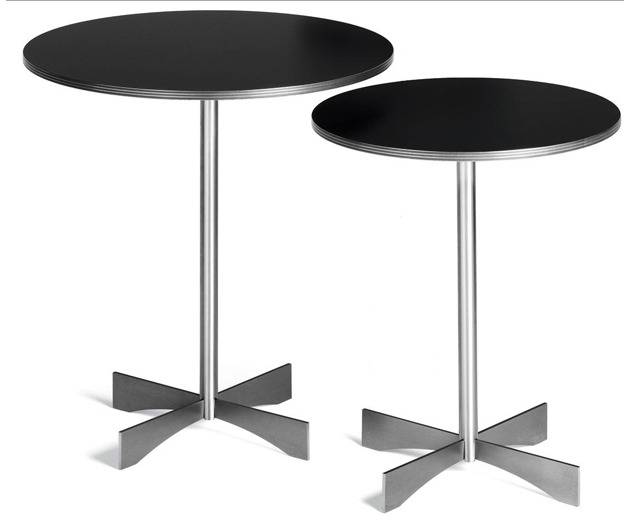Design Bijzettafel Cross Round.