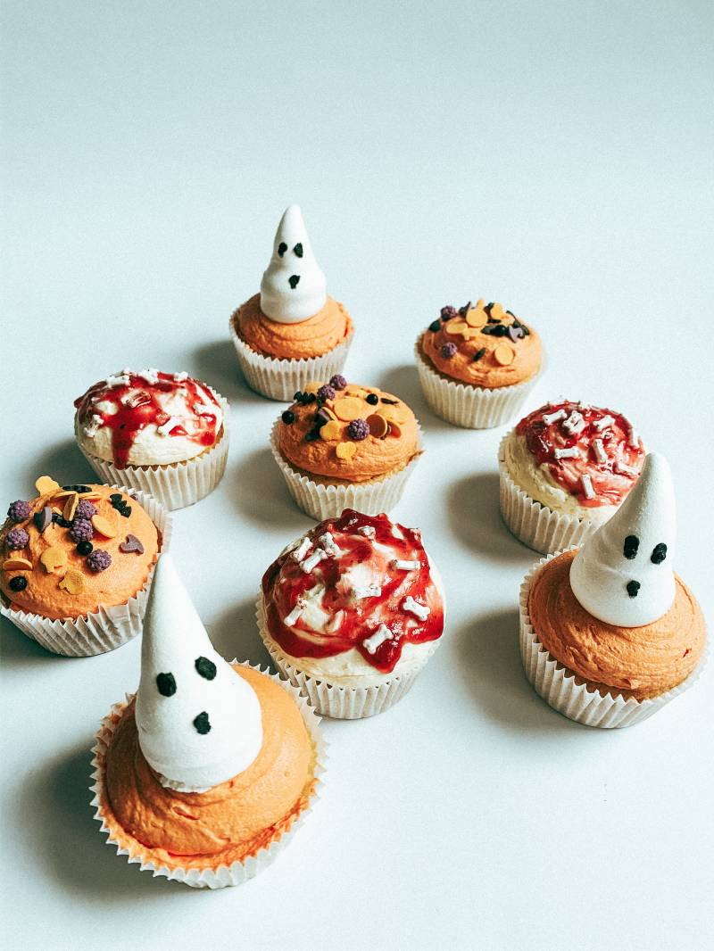 Halloween edition Cupcakes
