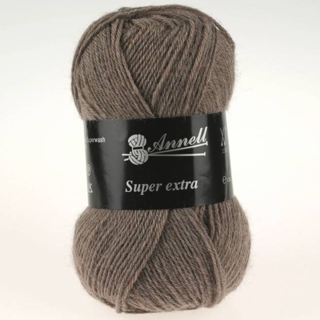 Annell Super Extra 2031 donker taupe