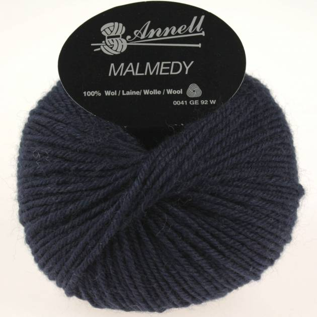 Annell Malmedy 2526 donkerblauw