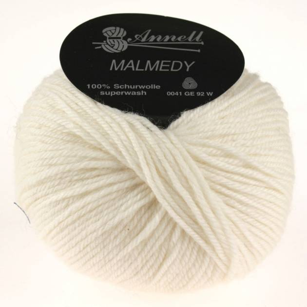 Annell Malmedy 2543 wol wit