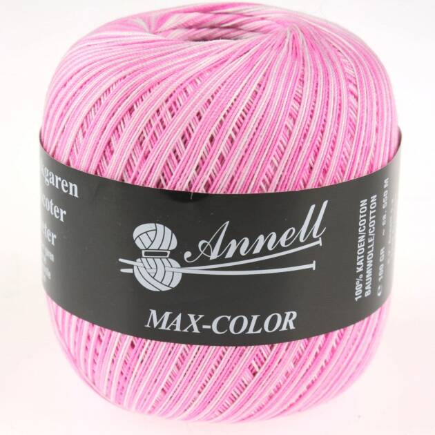 Max Annell 3482 multi rose
