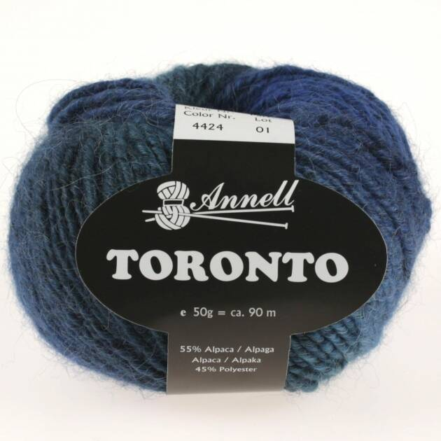 Annell Toronto 4424 turquoise