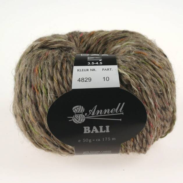 Annell Bali 4829 taupe