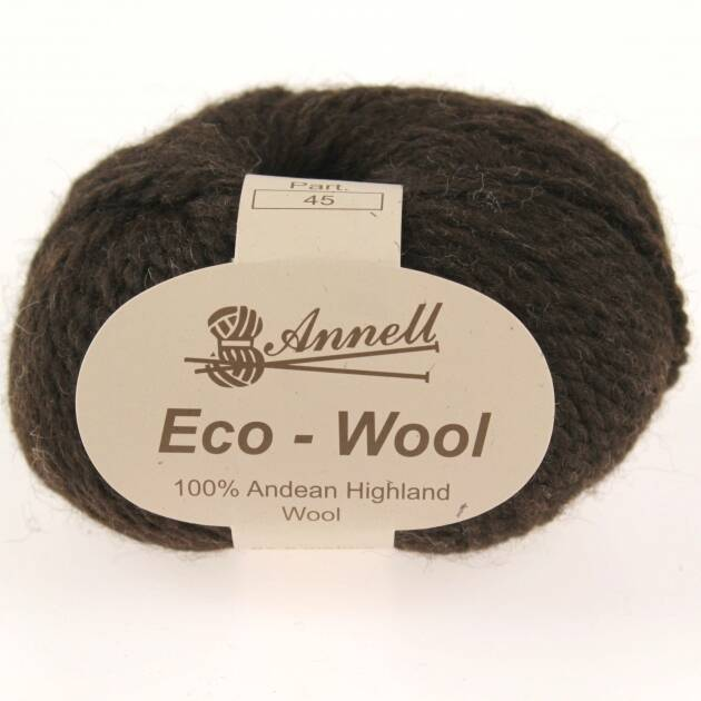 Annell Eco-Wool 559 bruin