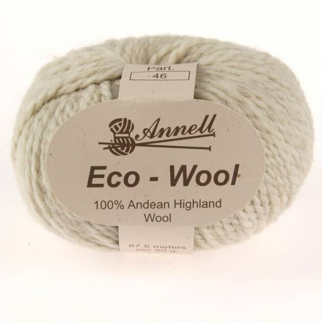 Annell Eco-Wool 560 naturel