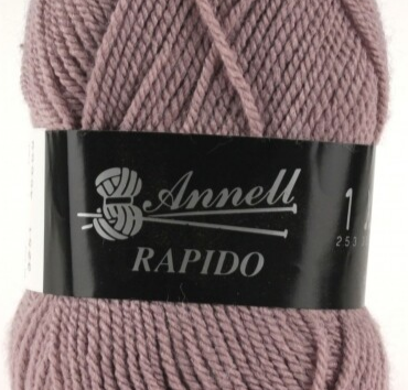 Annell Rapido 3251 oud rose