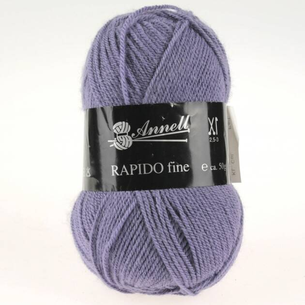 Annell Rapido Fine 8264 paars