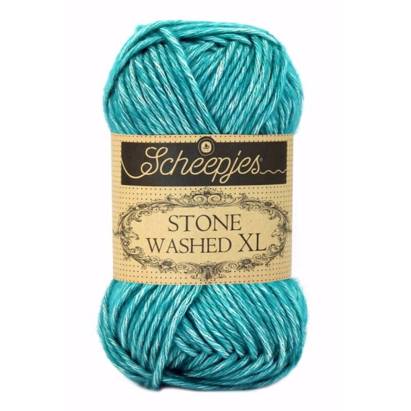 Scheepjes Stone Washed XL 855