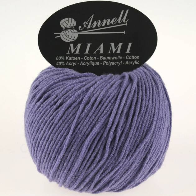 Annel Miami 8950 paars