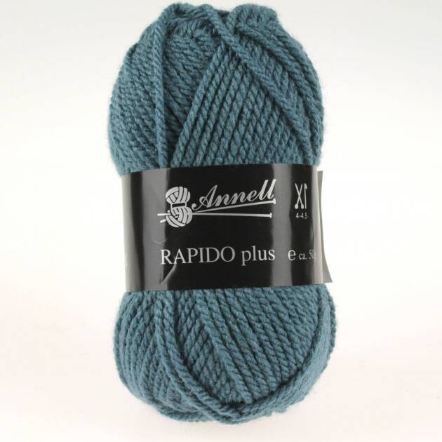 Annell Rapido Plus 9224 turquoise
